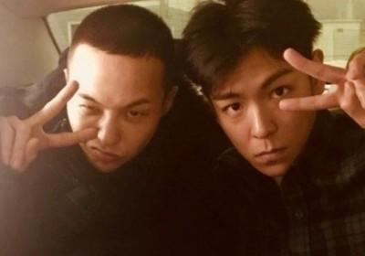 TOP,G-Dragon