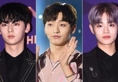 wanna-one,yoon-ji-sung,lee-dae-hwi,hwang-min-hyun