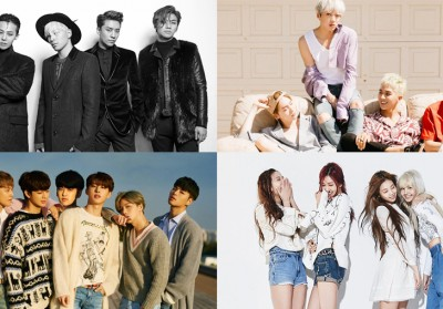 Big-Bang,yang-hyun-suk,winner,ikon,black-pink