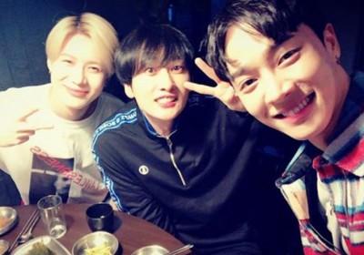 Taemin,Shindong,Eunhyuk,kikwang