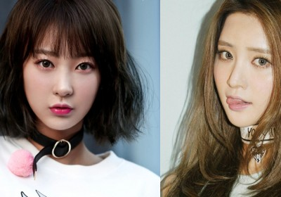 EXID,Junghwa,hyerin