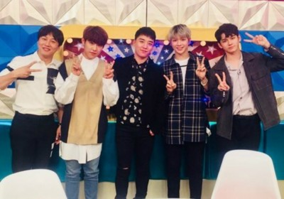Big-Bang,Seungri,wanna-one,kang-daniel,ong-seong-wu,park-woo-jin