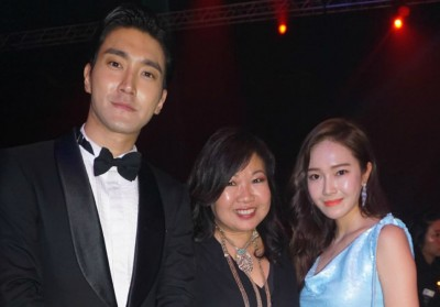 Jessica,Siwon