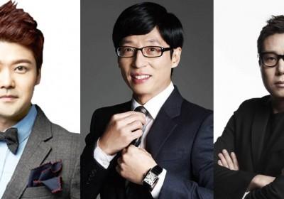 Yoo-Jae-Suk,jun-hyun-moo