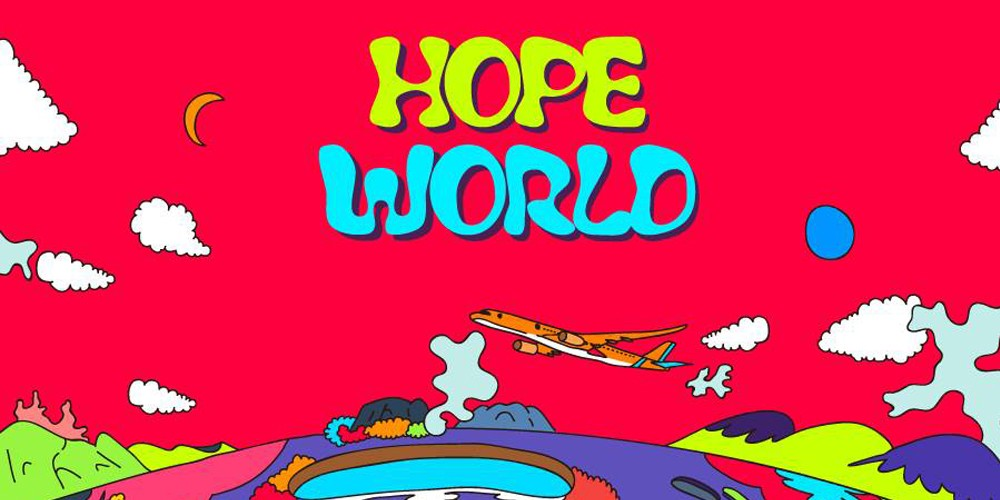 j-hope's 'Hope World' tops iTunes charts in 63 countries
