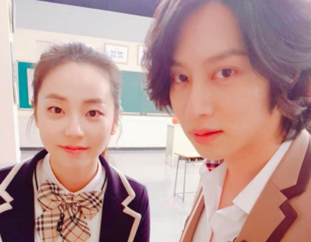 Heechul,Sohee
