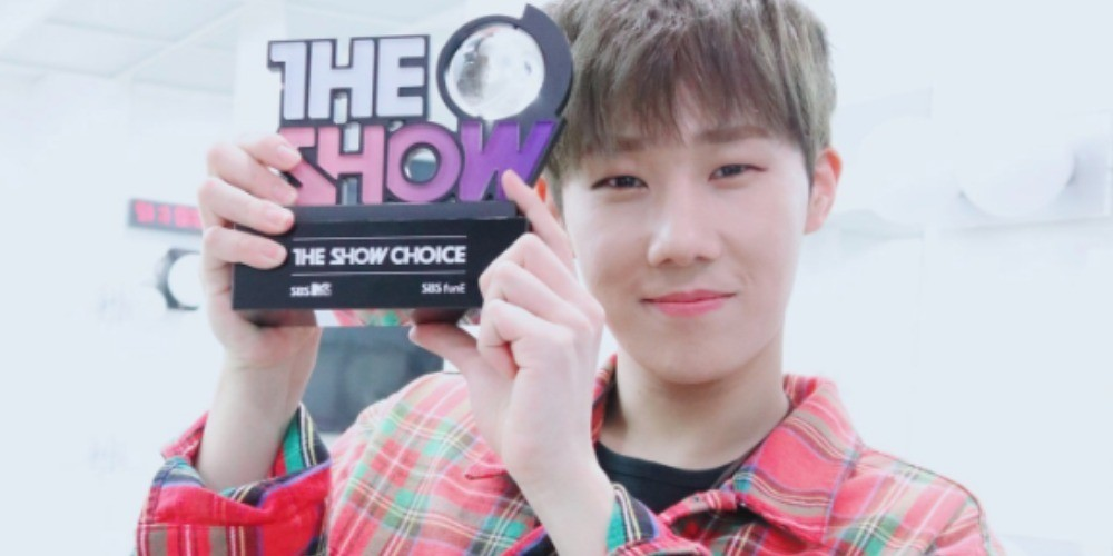 INFINITE's Sunggyu Takes His First Win For 'True Love' On ...
