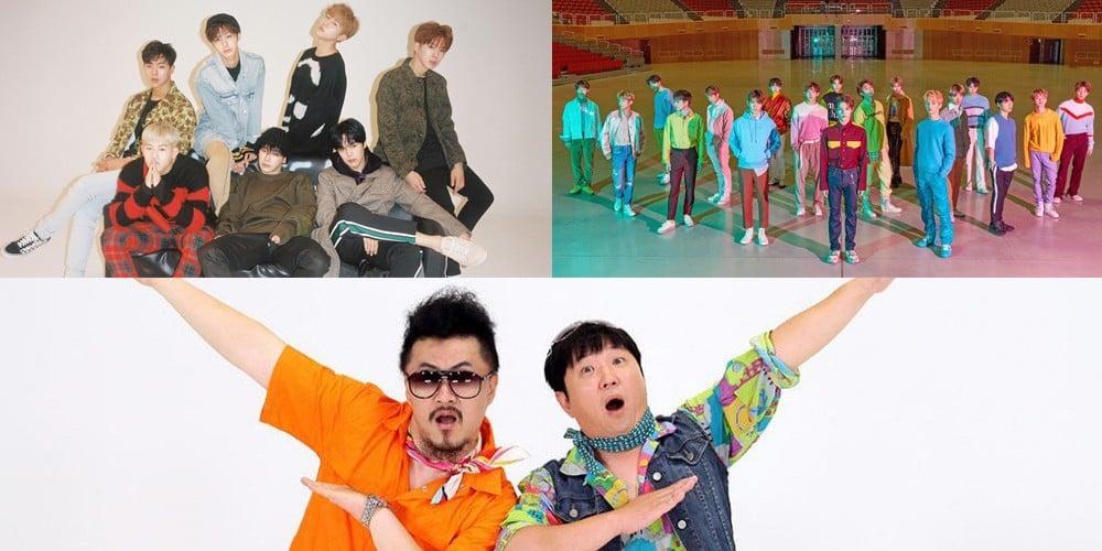 Jung Hyung Don, Defconn, MONSTA X, NCT
