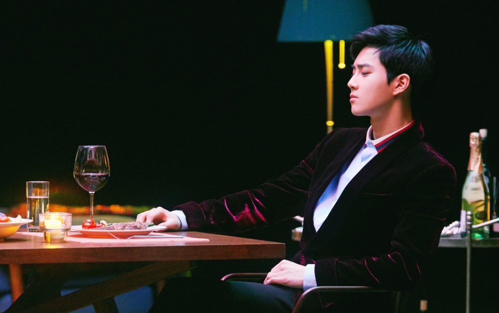 Image result for suho dinner