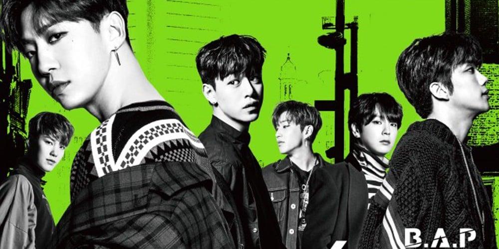 B.A.P, Zelo, Youngjae, Jongup