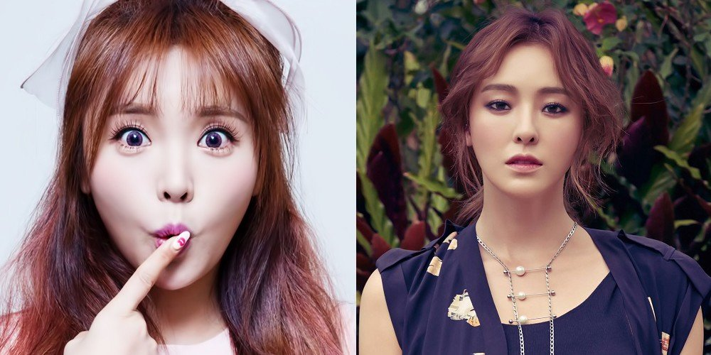 Hong Jin Young, Lee Da Hee