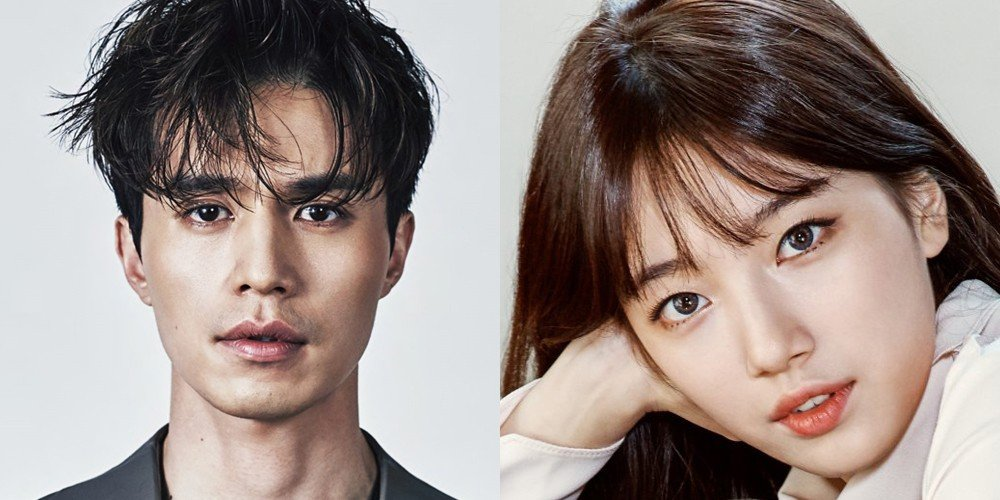Suzy, Lee Dong Wook