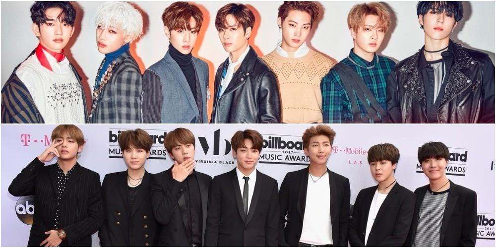 (Bangtan Boys) BTS, GOT7, JB