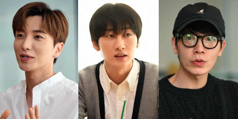 Super-Junior,Leeteuk,Eunhyuk,Donghae