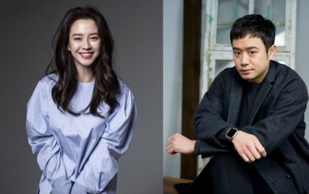Song Ji Hyo, Chun Jung Myung