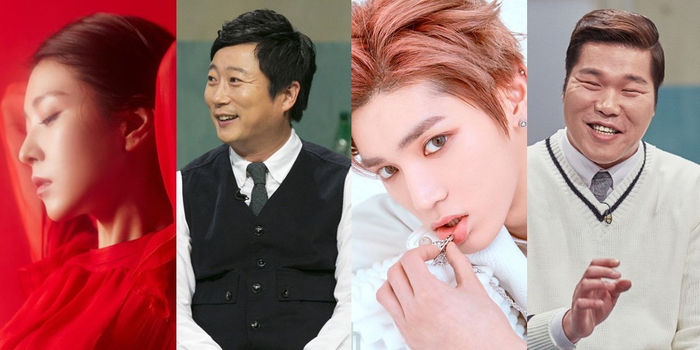 boa-spica,lee-soo-geun,taeyong,oh-my-girl,yooa,nct,seo-jang-hoon