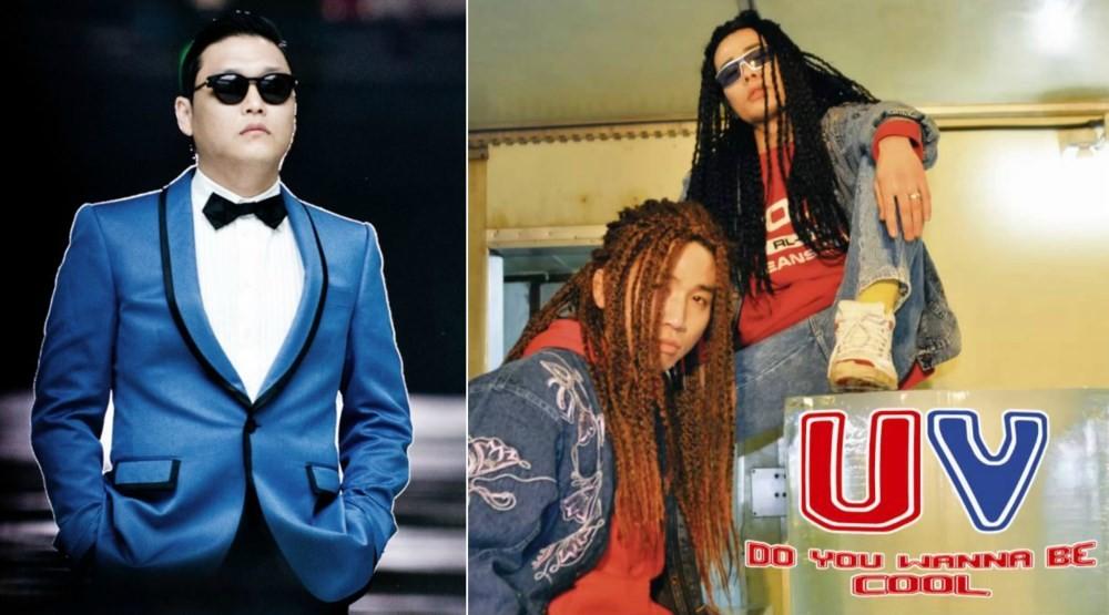 Psy, Yoo Se Yoon, UV, Muzie