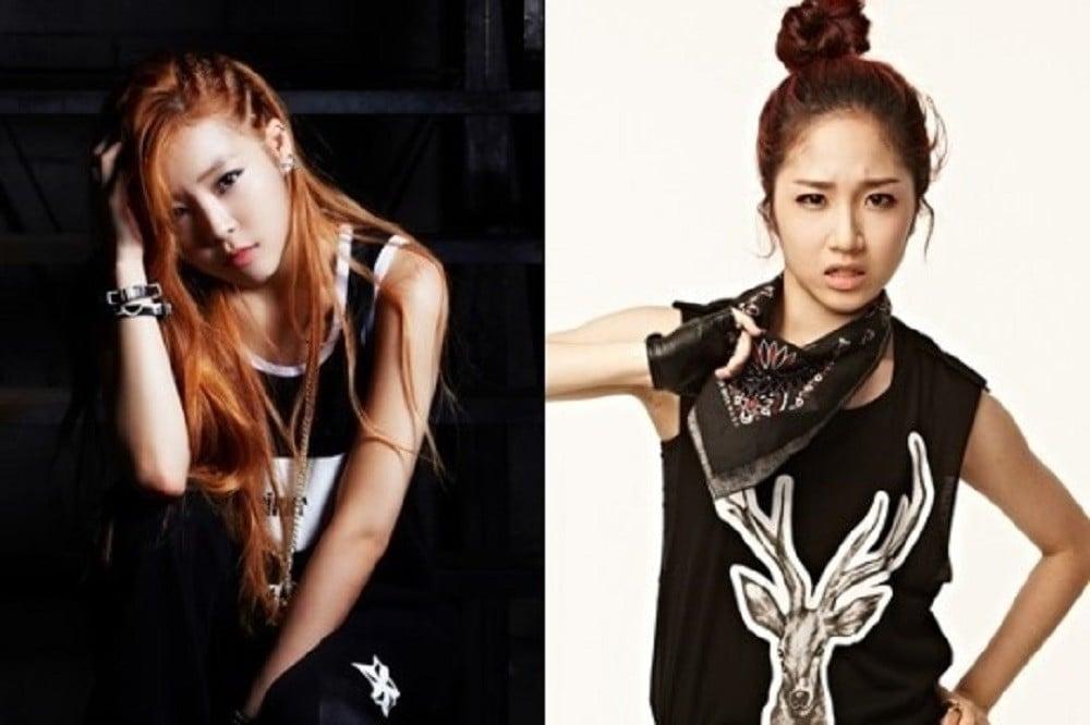 Minju, The Ark, Minju, Euna Kim
