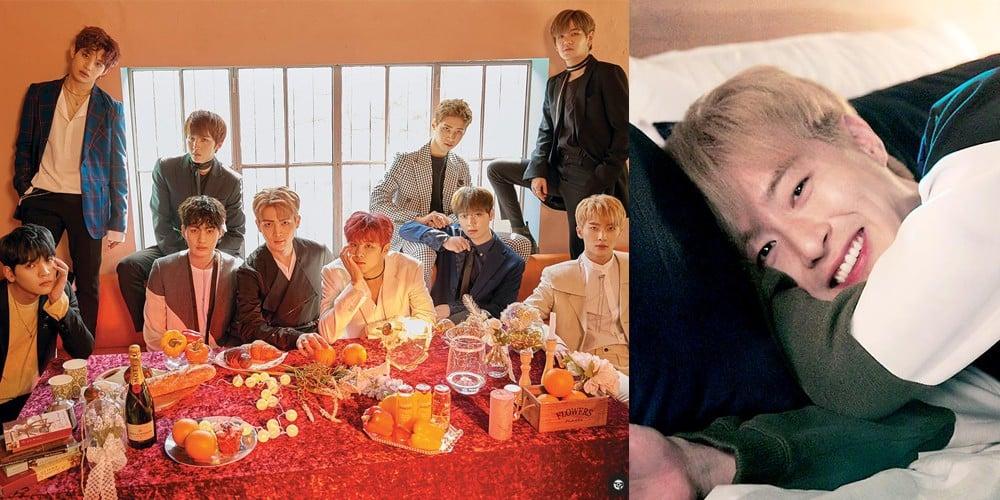Hyejeong, Minwoo, Minwoo, Minwoo, UP10TION