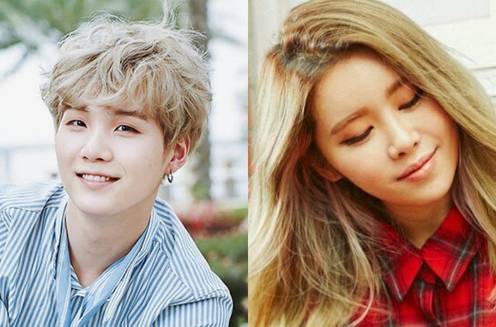 Netizens Think The Proof Of Suga And Surans Relationship Is