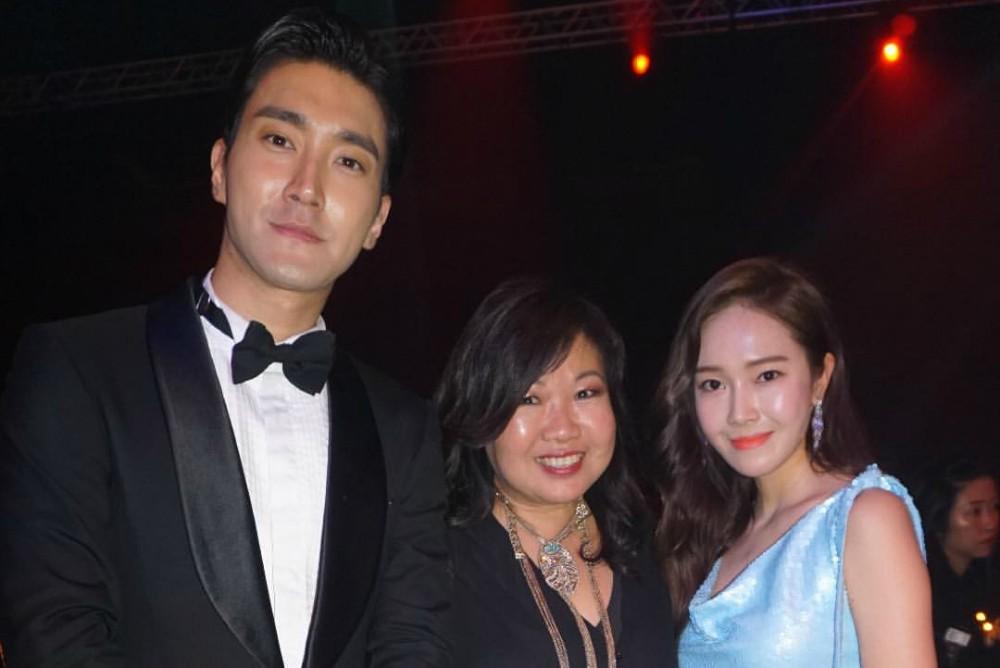 Jessica, Siwon