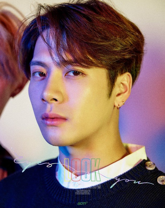GOT7's Jackson puts his 'Eyes on You' in teaser images ...