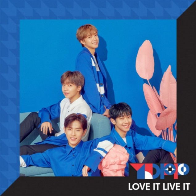 Reveal Group: Project Group YDPP Reveal 'Love It Live It' Teaser Images