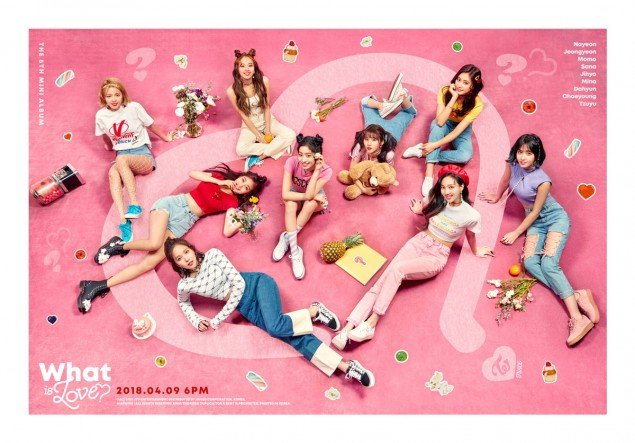 "TWICE >> Mini Album ""Fancy You"" Twice_1521990776_LJwG7GY"