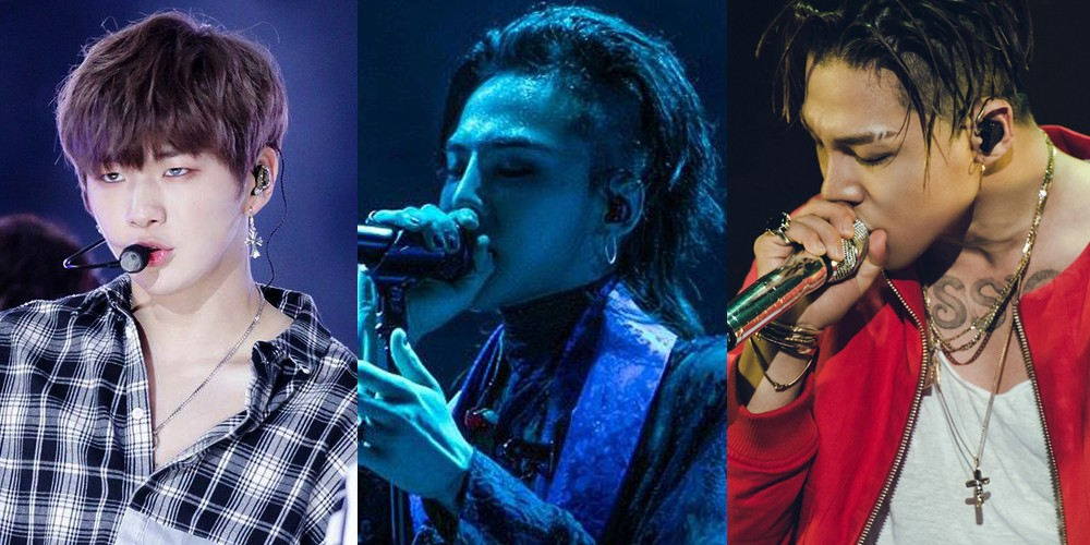 Big-Bang,Taeyang,G-Dragon,Daesung,Seungri,kang-daniel