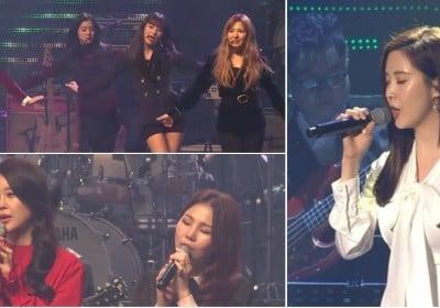 Seohyun,Baek-Ji-Young,cho-yong-pil,jung-in,yb,ali,lee-sun-hee,red-velvet