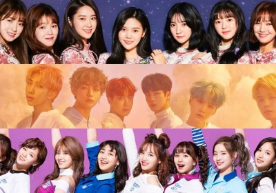 AOA,Super-Junior,yoo-se-yoon,bts,kim-shin-young,oh-my-girl,twice,weki-meki