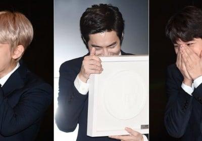 EXO,Suho,Baekhyun,Kai