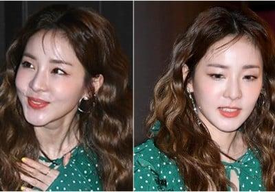 2NE1,Park-Bom,Dara