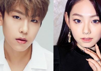 Mina,gugudan,wanna-one,park-woo-jin