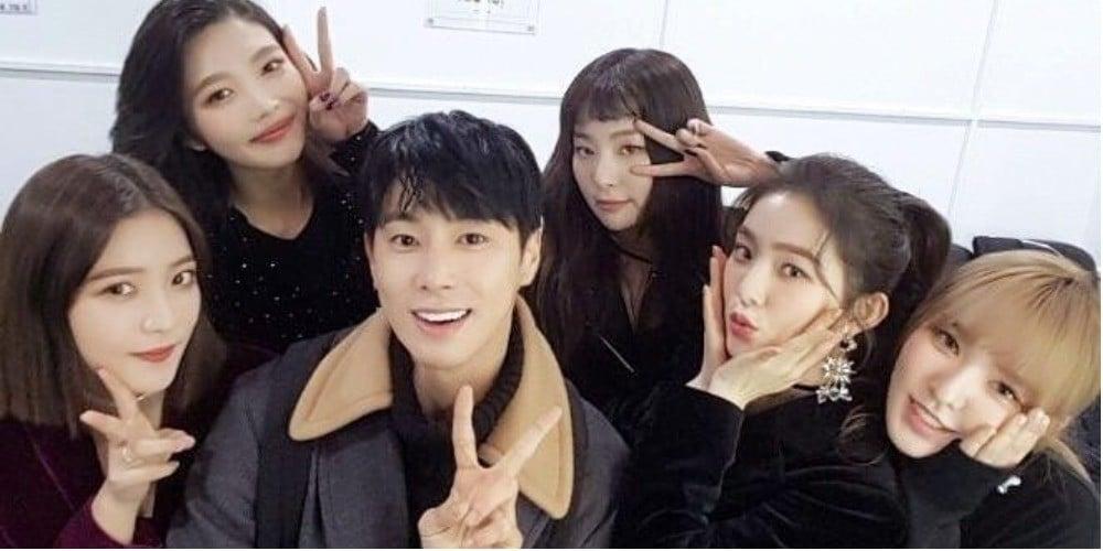 Yunho, Red Velvet