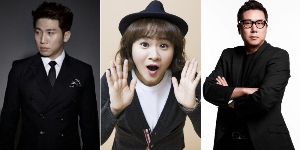 A Pink, BTOB, Yoo Se Yoon, Kim Shin Young, MAMAMOO, G-Friend (Girlfriend)