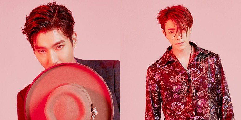 Super Junior, Siwon, Donghae