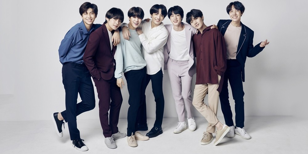 Bts Is Now The New Face Of Lg Smartphones Allkpop