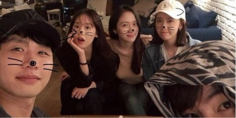 YoonA,hong-jong-hyun