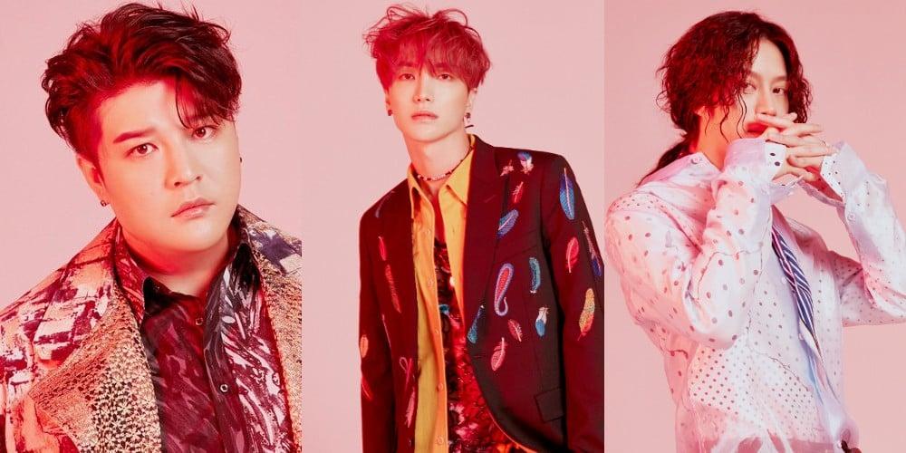 Super Junior, Leeteuk, Shindong, Heechul