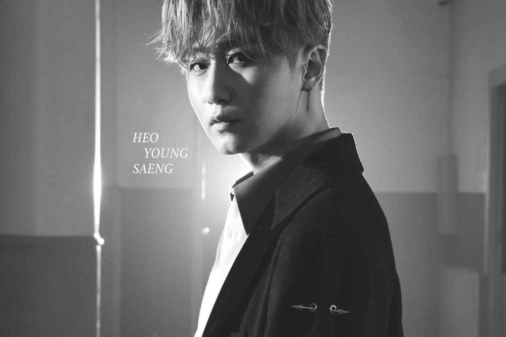 SS501, Heo Young Saeng