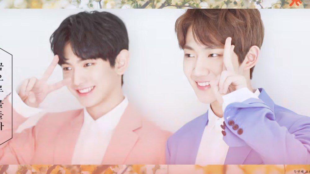 Image result for ahn hyung seob lee eui woong dyed with dreams