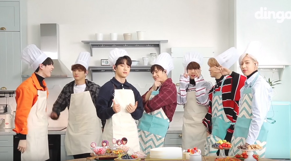Jay Park, Akdong Musician, winner, GOT7, MAMAMOO, iKON, Lee Sung Kyung, Gugudan, KARD