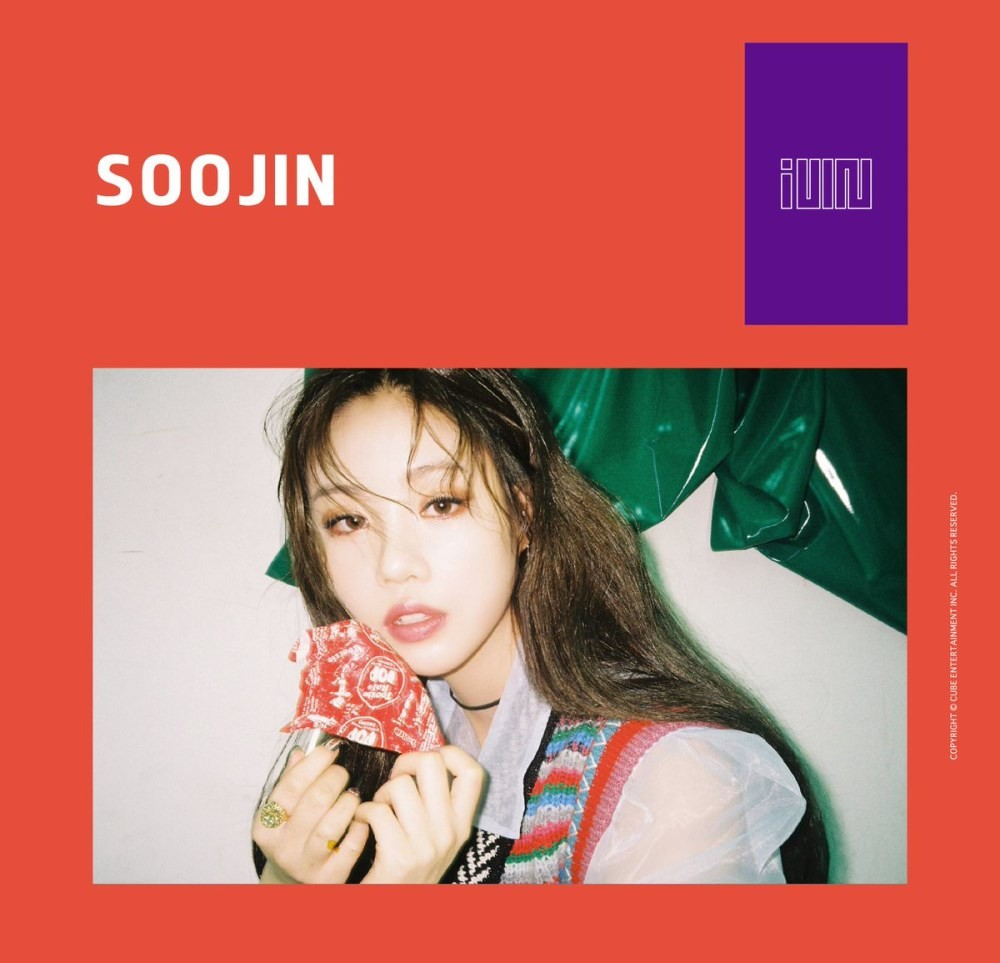 Soojin, (G)I-DLE, Soojin, Shuhua