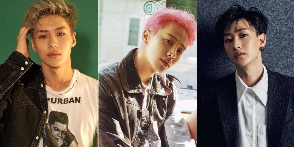 Taemin,Eunhyuk,kikwang