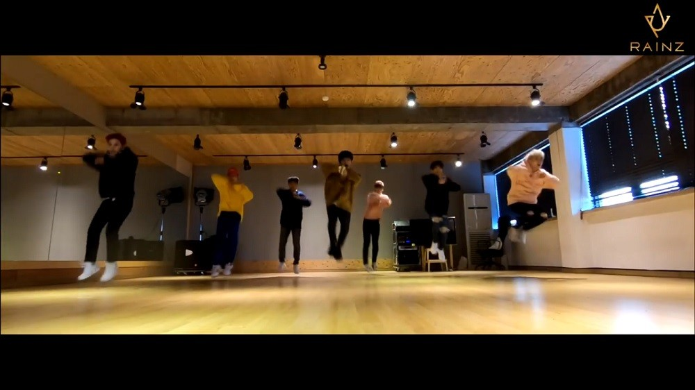 Image result for rainz 'Open Your Heart'