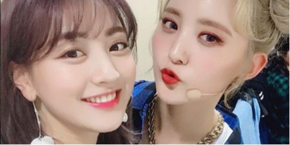 Junghwa,jihyo