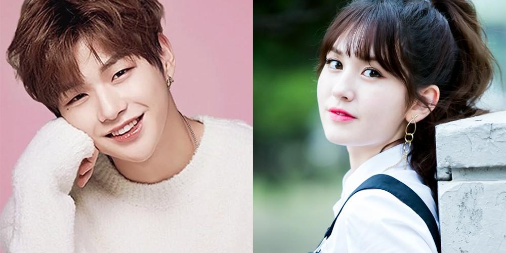 IOI, Jeon So Mi, Wanna One, Kang Daniel