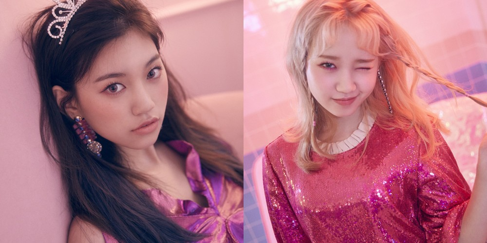 Weki Meki, Choi Yoo Jung, Kim Do Yeon