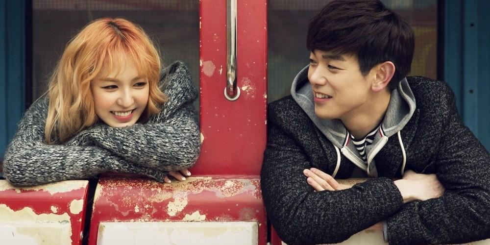 Eric Nam, Red Velvet, Wendy
